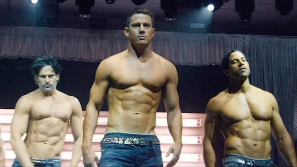 Channing Tatum – Magic Mike