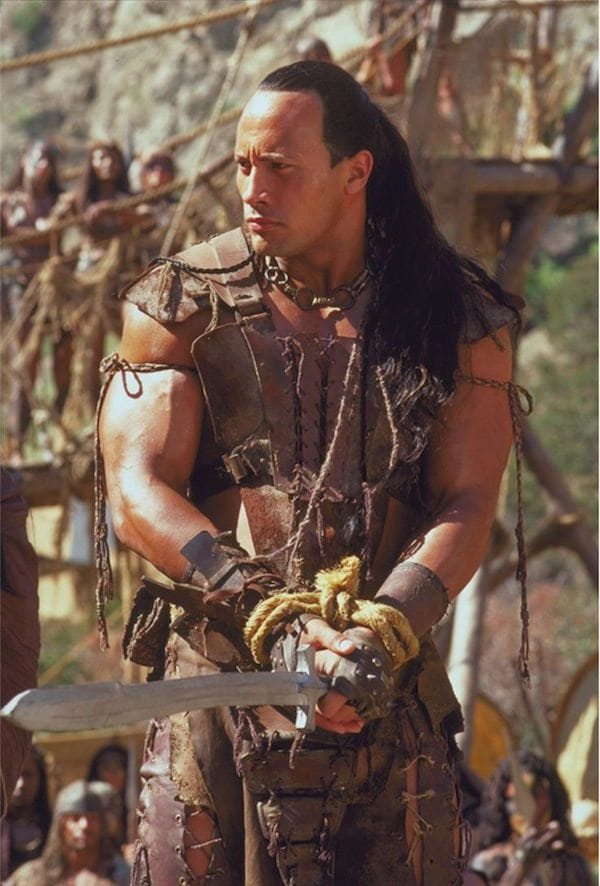"Dwayne ""The Rock"" Johnson – The Scorpion King"