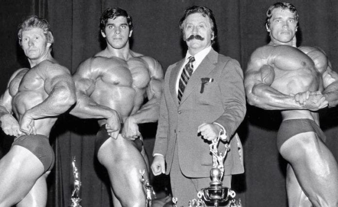 Golden Age of Bodybuilding