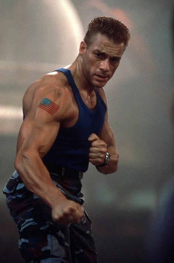 Jean-Claude Van Damme – Street Fighter