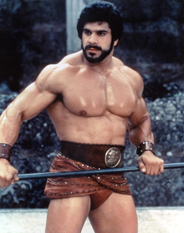 Lou Ferrigno – The Adventures of Hercules