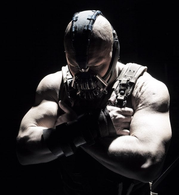 Tom Hardy – The Dark Knight Returns