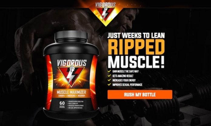 Vigorous Muscle Maximizer