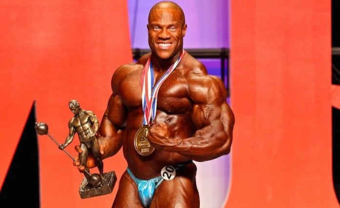 Who can beat Phil Heath at the 2017 Mr Olympia?