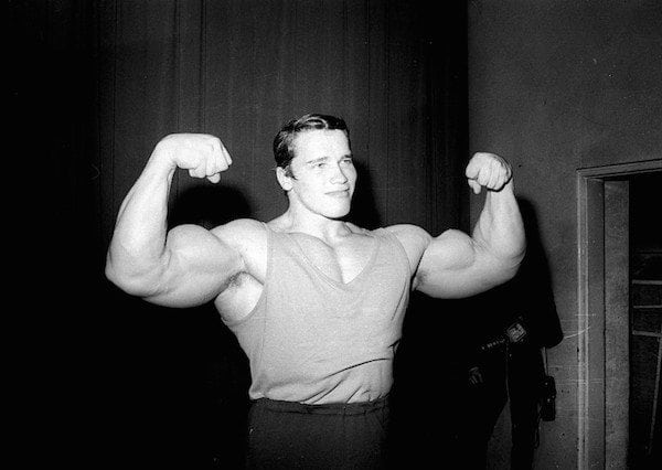 Arnold Schwarzenegger Amateur Success