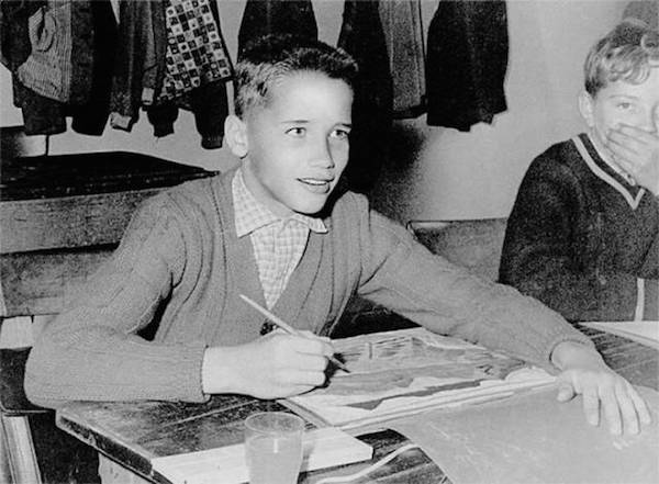 Arnold Schwarzenegger Early Life