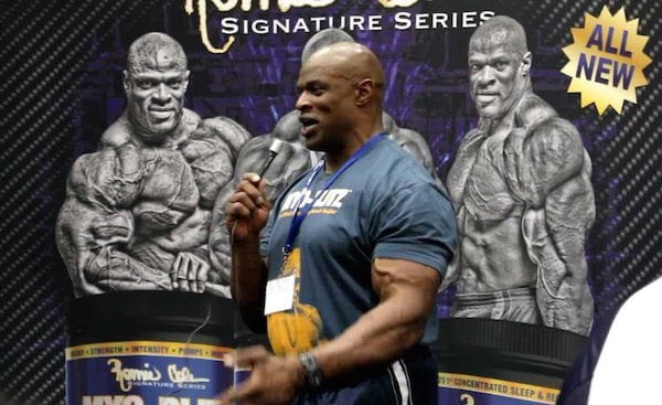 Ronnie Coleman Post Bodybuilding