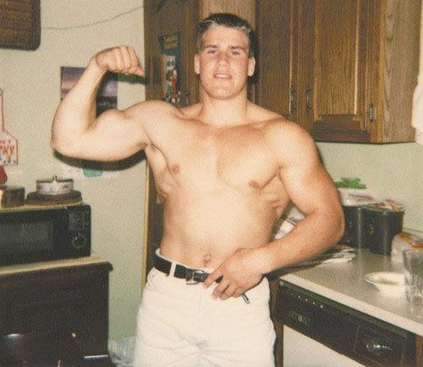 Young Jay Cutler