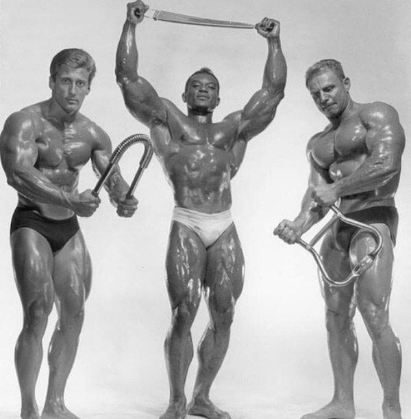 A Young Sergio Oliva