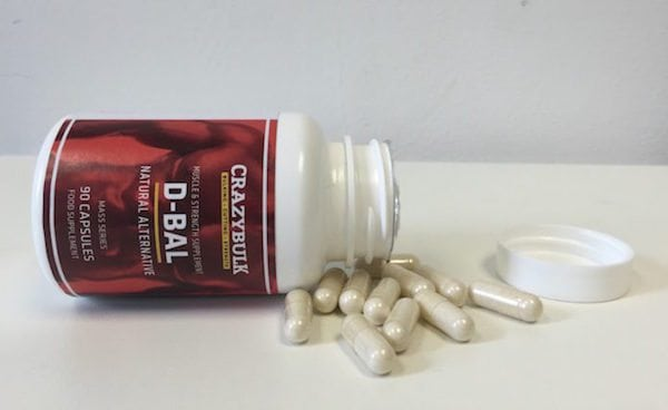 D-Bal Muscle Building Supplement