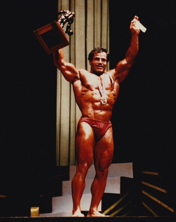 Mr Olympia Franco Columbu