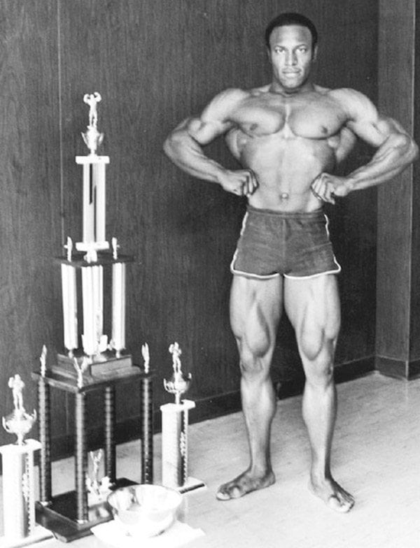 A Young Lee Haney
