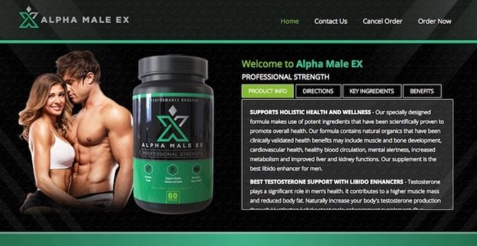 Alpha Male EX