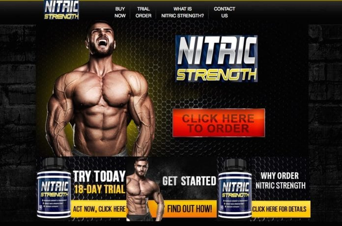 Nitric Strength
