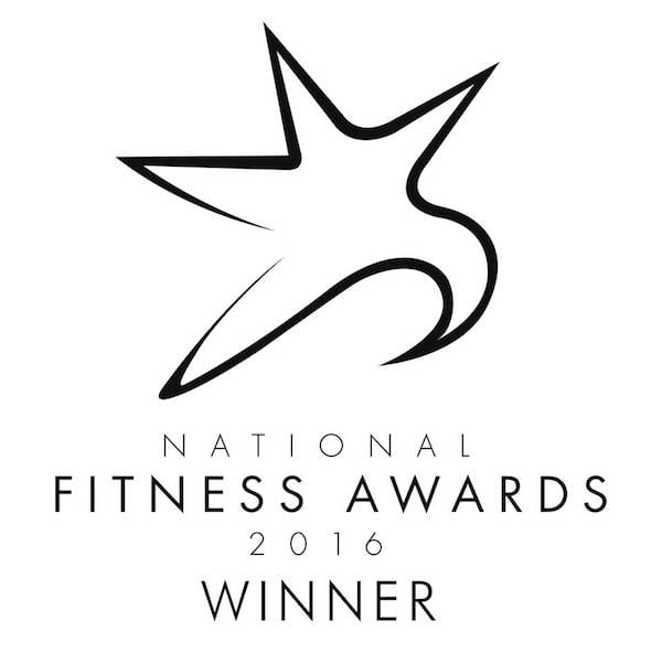 National Fitness Awards Winner 2016