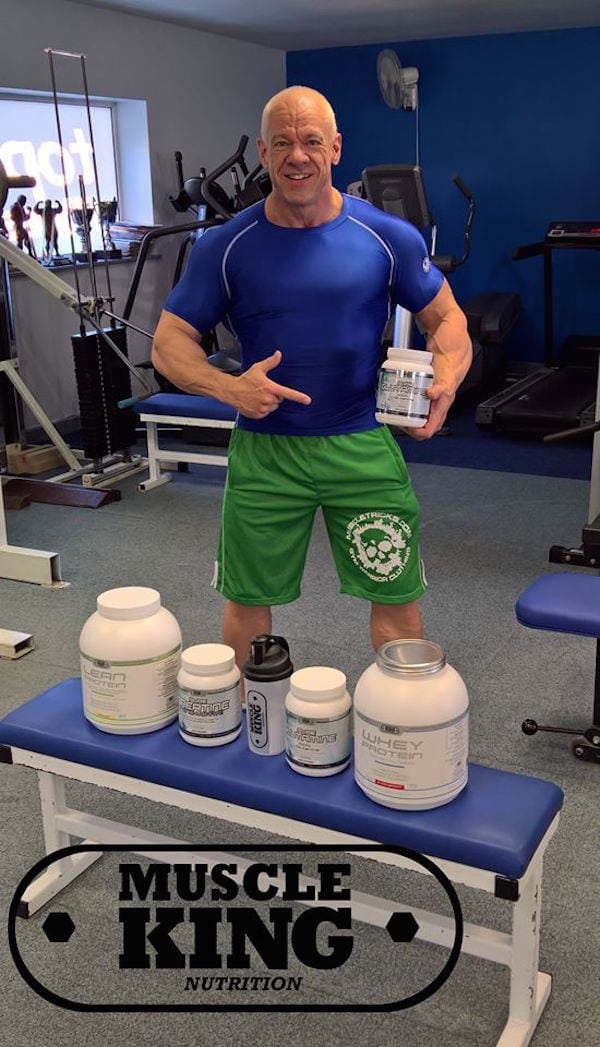Steve Johnson Supplements