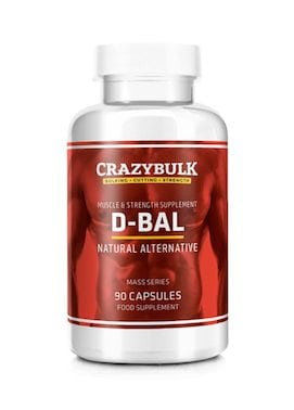 D-Bal Bulking Supplement