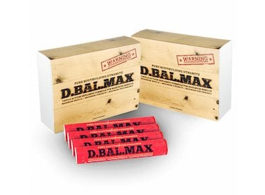 D-Bal Max Bulking Supplement