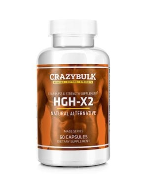 HGH-X2 Bulking Supplement