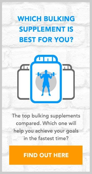 Top Bulking Supplements Compared