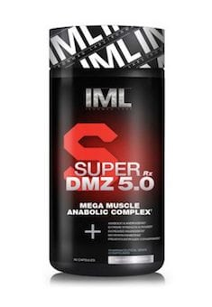 Super DMZ Rx 5.0 by IronMag Labs