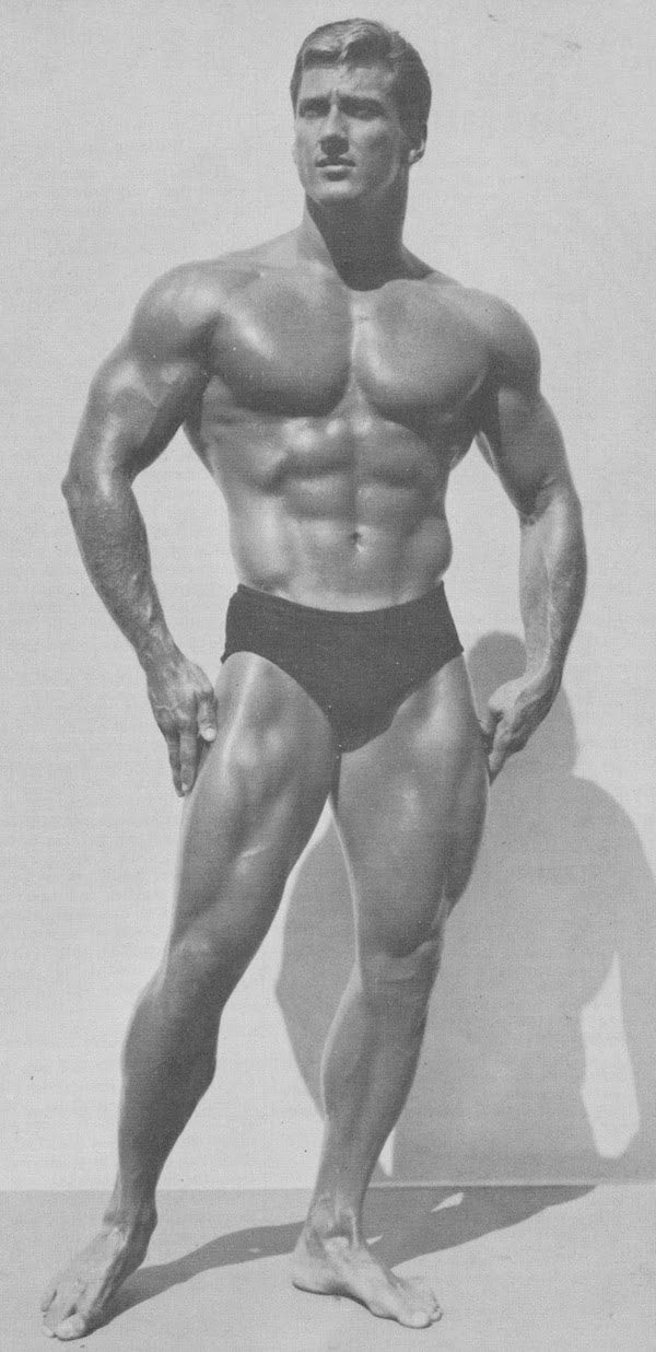 Frank Zane's Early Life