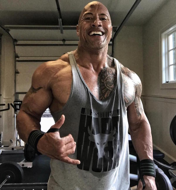 Reasons why The Rock may be on steroids