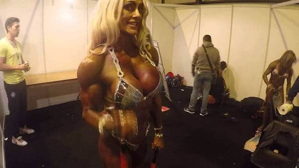 Louise Rogers Bodybuilder
