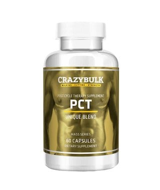 PCT Supp from Crazy Bulk