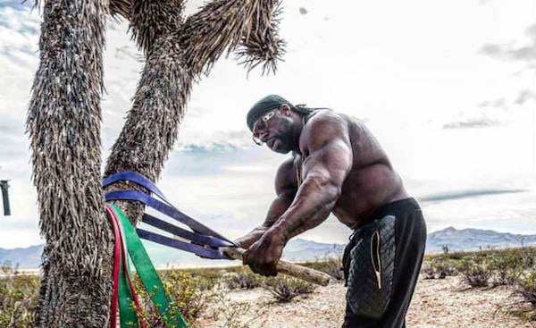 Kali Muscle Training