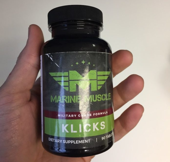 Marine Muscle Klicks