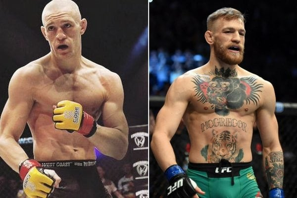 Conor McGregor Transformation