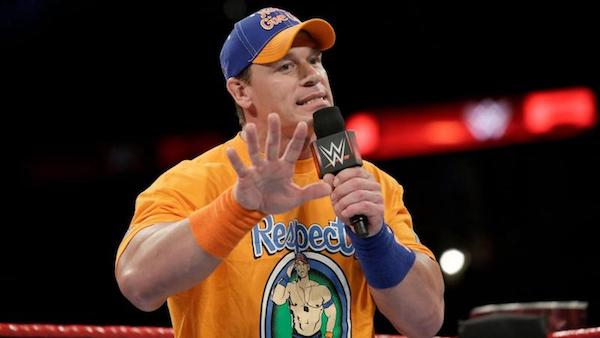 Reasons Why John Cena Might Be On Steroids