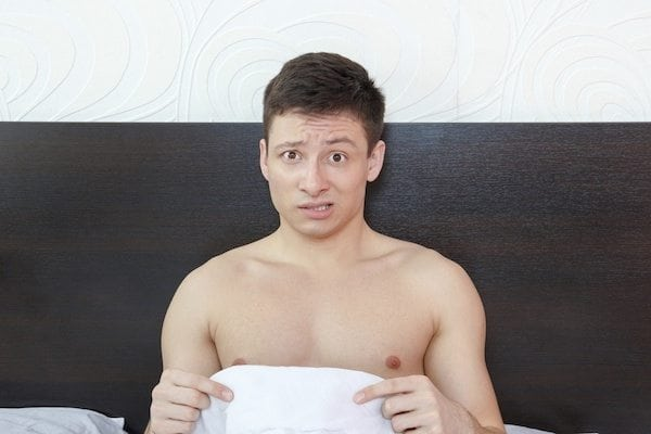 Symptoms of High Oestrogen Levels in Men