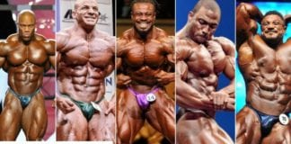 Who Will Win The 2018 Mr Olympia