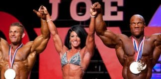 Steps to Become Mr Olympia