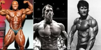 Best Bodybuilders of All Time