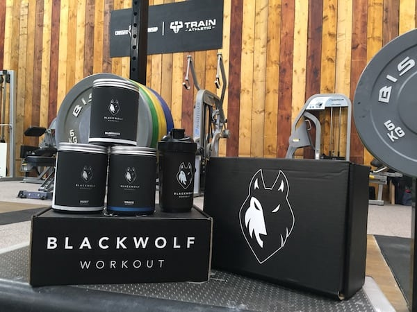 Blackwolf Workout Supplements