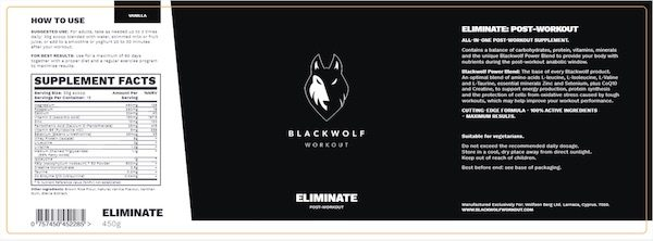 Blackwolf Eliminate