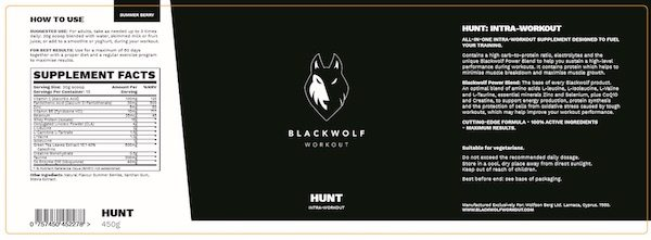 Blackwolf Hunt