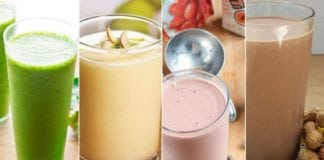 Making Your Own Protein Shake