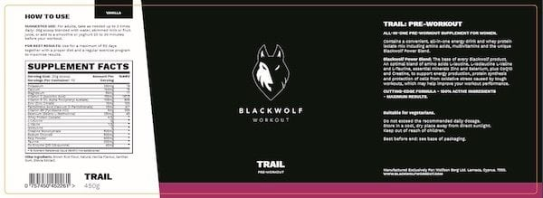 Blackwolf Trail