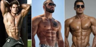Become a Male Fitness Model