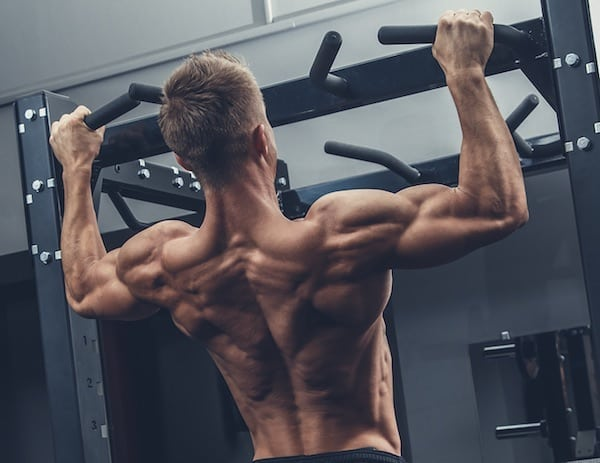 Benefits of Performing Pull Ups