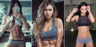 Female Muscle Growth