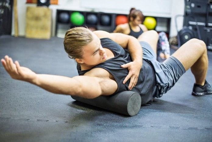 Foam Rolling for Bodybuilding