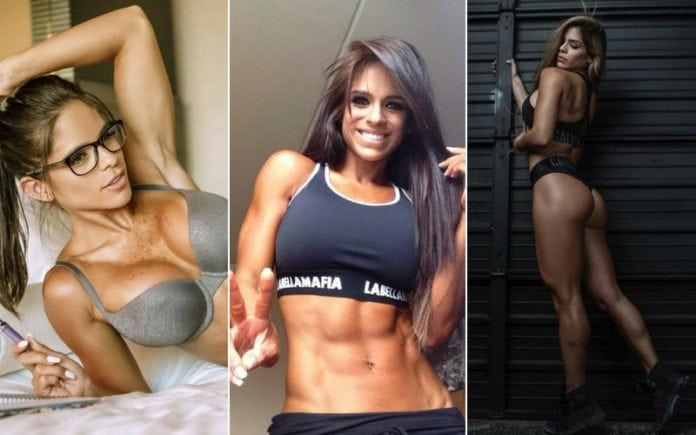 438044c52a9 Michelle Lewin Motivational Gallery  Fitness Model and IFBB Bikini Pro