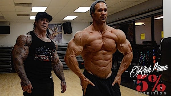 Mike O'Hearn & Rich Piana