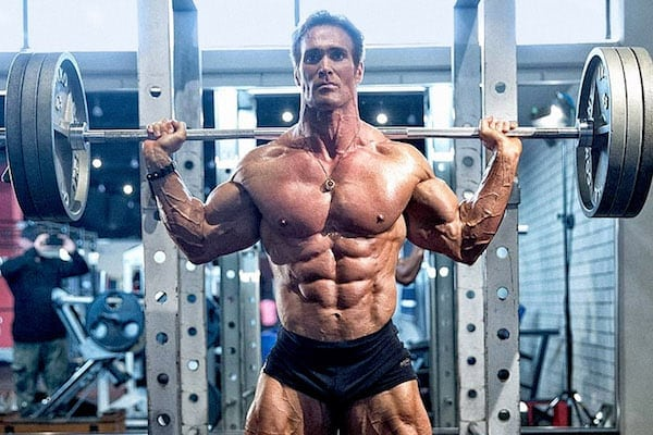 Mike O'Hearn Training