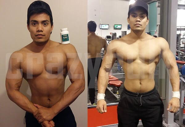 Seityaraj Before & After Decaduro